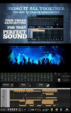 start mixing beats DJ Digital audio workstation