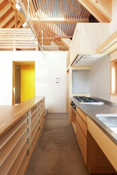 Gallery - A Gabled Roof in Kawagoe / Tailored design Lab - 8