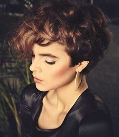 10 Best Very Short Curly Hair   Short Hairstyles 2015 - 2016   Most Popular Short Hairstyles for 2016