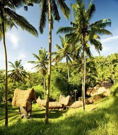 Ubud, Bali, is one of Indonesia's most popular beach getaways.