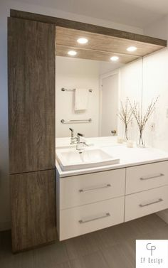 Bathroom Renos, Laundry In Bathroom, Bathroom Renovations, Bathroom Furniture, Bathroom Design Luxury, Modern Bathroom, Small Bathroom, Washbasin Design, Bathroom Design Inspiration