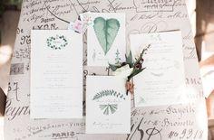 Vintage Botanical Inspiration