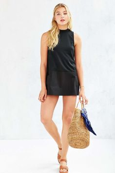 Cooperative Matilda Tunic Top - Urban Outfitters