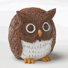 Coconut Owl