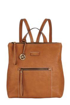 Tan Fiorelli Backpack