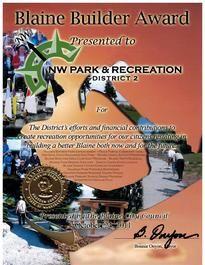 Northwest Park and Recreation District 2