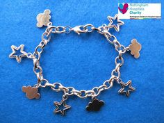 TFIOS charm bracelet by FanFayreJewellery on Etsy