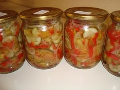 10 вкусненных салатов на зиму!