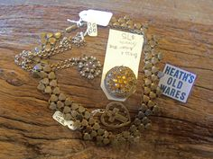 antique and costume jewellery for sale at heaths old wares and collectables with industrial antiques 12 station st bangalow nsw open 7 days 9 - 5 Vintage Jewellery, Costume Jewelry, Industrial, Costumes, Antiques, Day, Antiquities, Antique, Dress Up Clothes