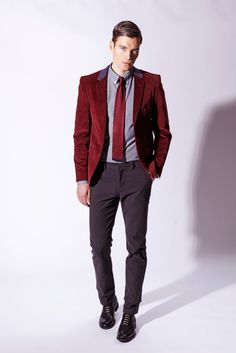 Bespoken Fall 2013 Menswear Collection Slideshow on Style.com