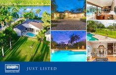 Thought You'd be Interested  CHECK OUT OUR GORGEOUS NEW 6/4/3CG/POOL/SPA LISTING IN WESTON HILLS WITH GOLF VIEWS OUT BACK & LAKE VIEWS OUT FRONT! #THEPICKTEAM #COLDWELLBANKER #WESTONFLORIDA