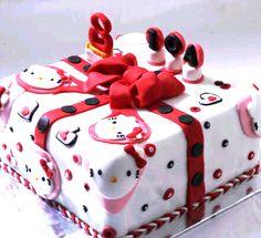 Fondant Cake decoration Pekanbaru Birday Cake, Cake Decorating With Fondant, Butter Dish, Dishes, Decoration, Desserts, Food, Decor, Tailgate Desserts