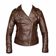 Christmas Ladies Biker Leather Jacket #EBAY_SHOP: http://stores.ebay.co.uk/royal-leather-Store?_trksid=p2047675.l2563  www.royalleather.co.uk