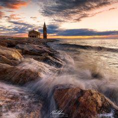 Sunrise - Caorle, Venice