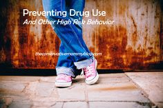 #Preventing #drug #use in your #teen with 5 #tips for #parents!