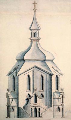 Hidden Architecture: Church of St. John of Nepomuk