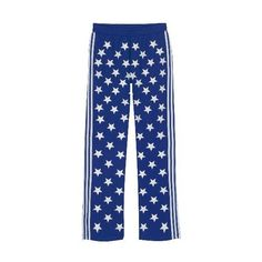 AdIDAS OBYO x Jeremy Scott First Star Track Pants - Would love to wear this to kickboxing!