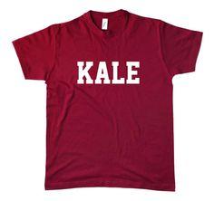 Kale Shirt. Beyonce Shirt. Flawless Shirt. by domugo on Etsy