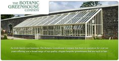 The Botanic Greenhouse Company