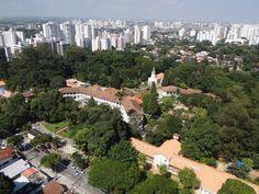 Parque Vicentina Aranha - São José dos Campos, São Paulo - (via facebook)