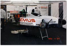 Oliver Tichy - Lola T96/50 Zytek Judd KV - Pacific Racing - Autosport International Trophy - 1997 International F3000 Championship, round 1 - © Antsphoto