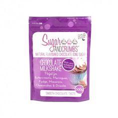 Azúcar glass sabor batido de chocolate 500g