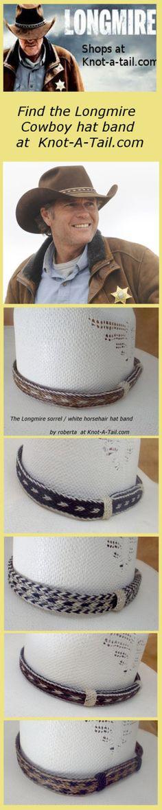 11 Best Horsehair Hatbands images | Horse hair, Cowboy hat