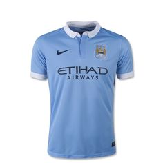 902c96149e322 Manchester City 15 16 Youth Home Jersey Manchester City