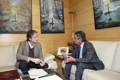 """Cantabria: El presidente asegura que el Gobierno trabaja en diferentes ubicaciones del MUPAC para tener """"el mejor museo del mundo"""""""