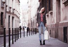 casual in Paris - bekleidet - fashionblog / travelblog Germanybekleidet – fashionblog / travelblog Germany