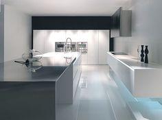 Minimalist Modern Kitchen for Outstanding Home Creation: Minimalist Modern Kitchen ~ clusterfree.com Kitchen Inspiration