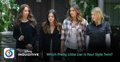 Spencer, Aria, Emily, Hanna