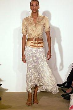 Ralph Lauren - Spring 2002 Ready-to-Wear