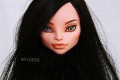 #ooak #custom #doll #Dragon #createamonste  #melenka #monster #high #mh #cam #createamonster