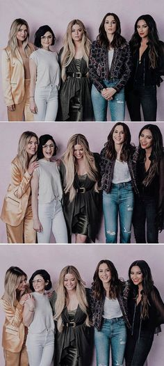 Ashley Benson, Lucy Hale, Sasha Pierterse, Troian Bellisario and Shay Mitchell
