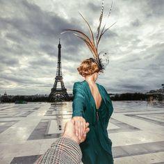 .@muradosmann | #followmeto the beautiful and artistic Paris with @Rachel Ward. Special thanks to... | Webstagram