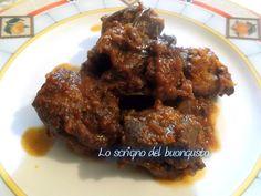Cacciatore, Aga, Italian Recipes, Steak, Pork, Beef, Italian Language, Salvia, Terra