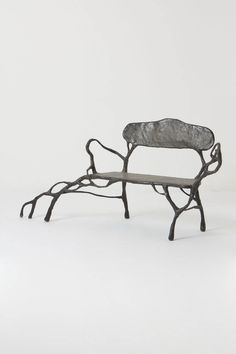 Rooted Bench - Anthropologie.com