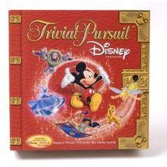 Trivial Pursuit Disney: Amazon.co.uk: Toys & Games