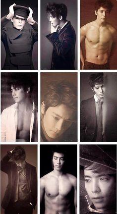 Donghae for W Korean Magazine