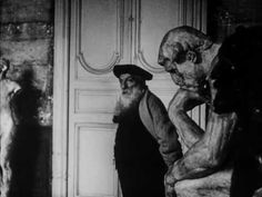 Guitry: Portrait de Rodin, Ceux de chez nous, 1952