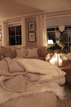 Cozy!