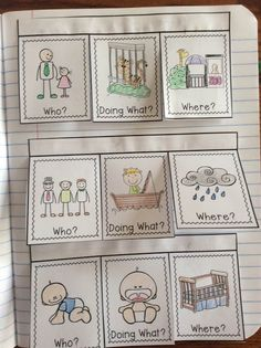 Today I wanted to share my Interactive Writing Notebook for First Grade. It is jam-packed with writing projects for first grade. Recount Writing, Interactive Writing Notebook, Interactive Journals, First Grade Writing, Teaching First Grade, Writing Workshop, Nouns First Grade, Writing Sentences, Kindergarten Writing