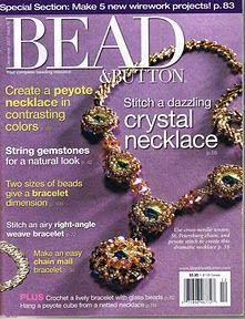 82 - Bead & Button December 2007 - articolehandmade.book - Picasa Web Albums  https://www.pinterest.com/annettenolborn/picasa-web/