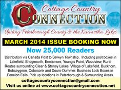 Cottage Country Connection | Uniting the Townships of Peterborough County and the Kawartha Lakes