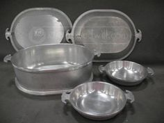 Guardian Service 5 Piece Aluminum Cookware Set, I would love!