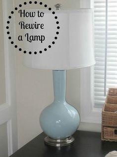 4 the love of wood vintage isn t always safe lamp re wiring rh pinterest com