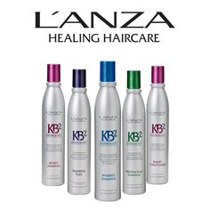 Give your environmentally damaged and generally fragile, weak hair new life and strength with the #L'Anza #KB2 #hansbeautymonrovia