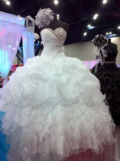 La Glitter Quinceanera Dress (Dress Name: Andalucía)  Call 214-943-9100 for more information on this limited dress!  http://www.houstonquinceanera.com/la-glitter-quinceanera-dresses