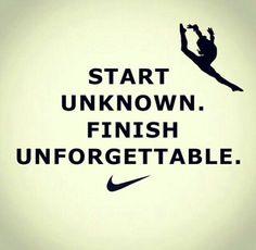 Shawn Johnson Nike Campaign